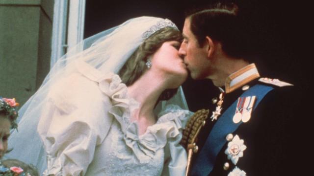 Vor dem 40. Hochzeitstag von Prinz Charles und Diana
