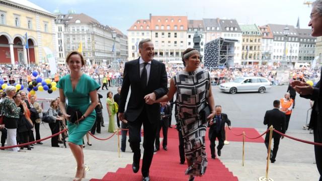 Eröffnungspremiere der Münchner Opernfestspiele, 2014