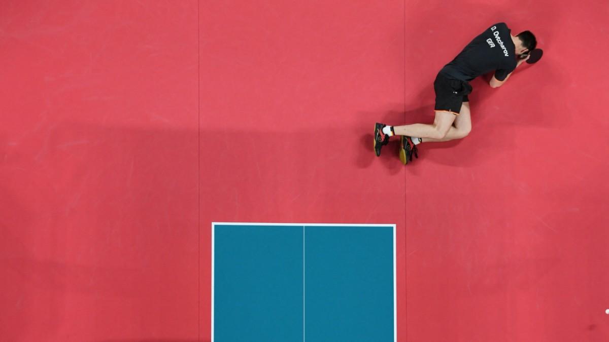 Tischtennis bei Olympia: Ovtcharov unterliegt spektakulär Ma Long  Süddeutsche Zeitung