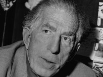 Portrait Of Ludwig Marcuse