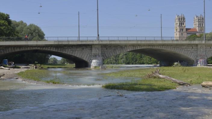 Hochwasser Isar, 2021