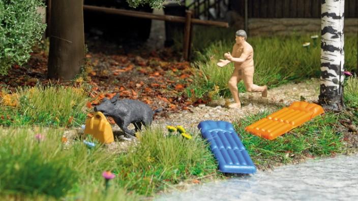 Produktfoto: Action-Set: Wildschweinalarm 7948