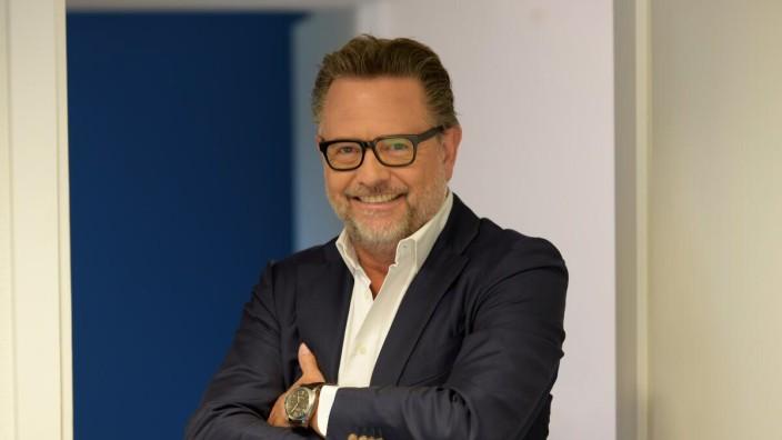 E-Autos: Erfinder mit einem Faible für gute Bratwürste: Wim Obouter, Chef des Rollerherstellers Micro.
