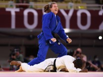 Judo - Women's 78kg - Bronze medal match