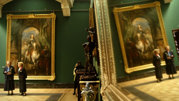 Inaugural Display of the Royal Collection