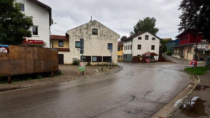 GRA Ecke Griesstr./Rosenheimstr.