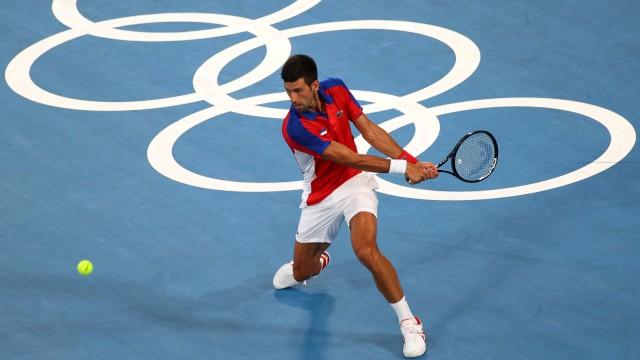 Tennis - Men's Singles - Quarterfinal
