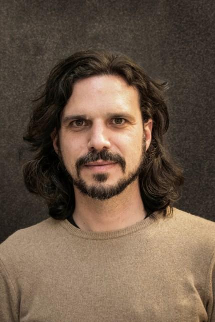 Nicolas Combarro Porträt