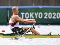 Rowing - Men's Single Sculls - Final B
