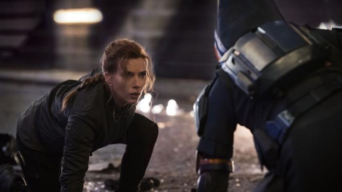 "Kino: Scarlett Johansson im Film ""Black Widow"""