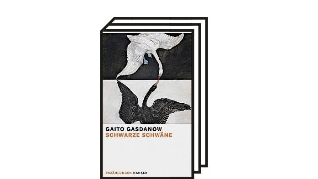 Neue Erzählungen von Gaito Gasdanow: Gaito Gasdanow: Schwarze Schwäne. Erzählungen. Aus dem Russischen von Rosemarie Tietze. Carl Hanser Verlag, München 2021. 272 Seiten, 24 Euro.