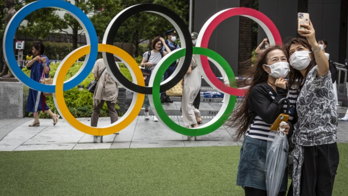 Around Tokyo Olympics - Day 4