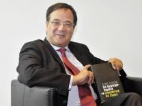 Armin Laschet bei der Präsentation seines Buches im Jahr 2009 in Düsseldorf