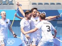 Germany v Argentina - Hockey - Olympics: Day 9