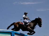 Equestrian - Eventing - Cross Country Team - Final