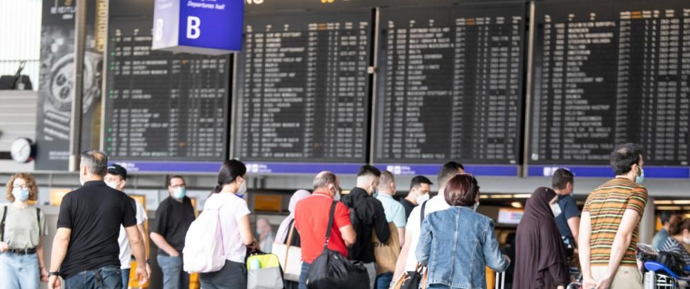 Ab dem 1. August müssen auch Passagiere, die nach Deutschland zurückkehren, einen negativen Corona-Test vorlegen.