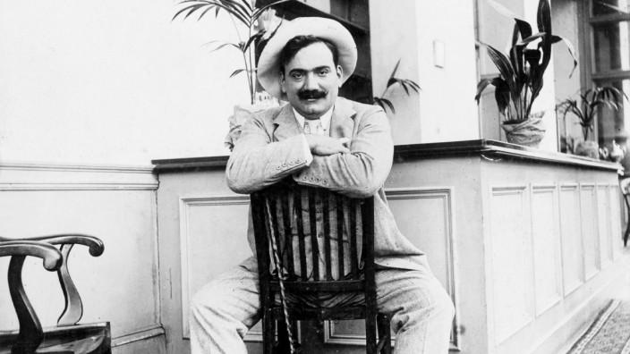 Enrico Caruso, 1906