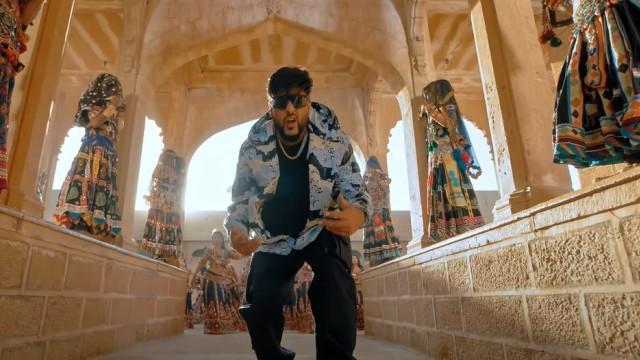 """Mega-Hit aus Indien: Körpersprache aus der Schule des US-Hiphops der Zweitausender: Badshah im Video zu """"Paani Paani"""""""