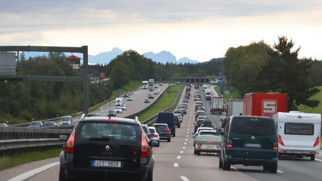 Reiseverkehr in Bayern