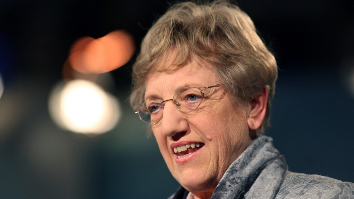 Übersetzerin aus dem Italienischen: Die Übersetzerin Ragni Maria Gschwend (1935 - 2021).