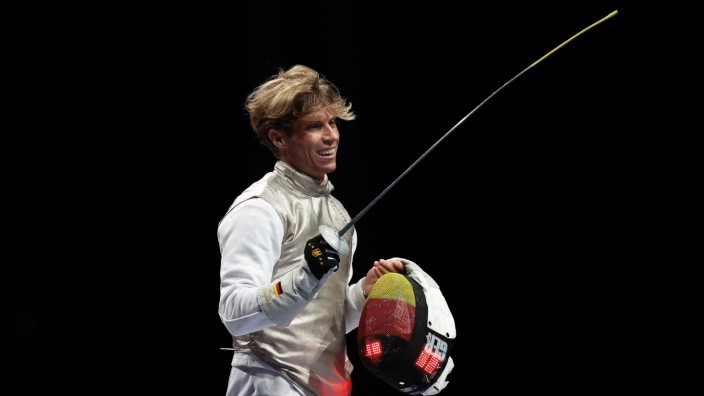 Fencing - Olympics: Day 9