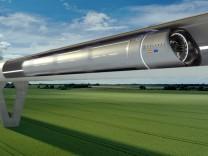 """SZ-Kolumne: """"Theorie und Praxis"""": Braucht Europa Hyperloops?"""