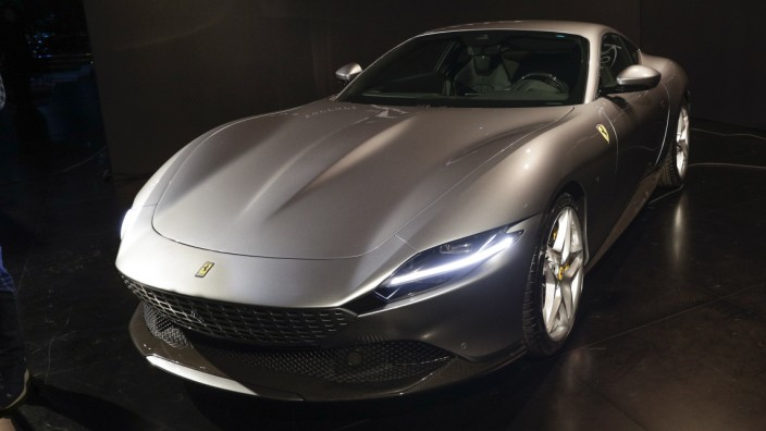 Neues Ferrari Modell