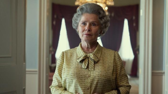 Netflix-Serie über Royals: Imelda Staunton als neue Queen Elizabeth II. bei Netflix.
