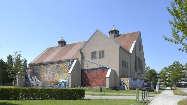 Denkmalgschütztes Haus, Schwabing, 2021