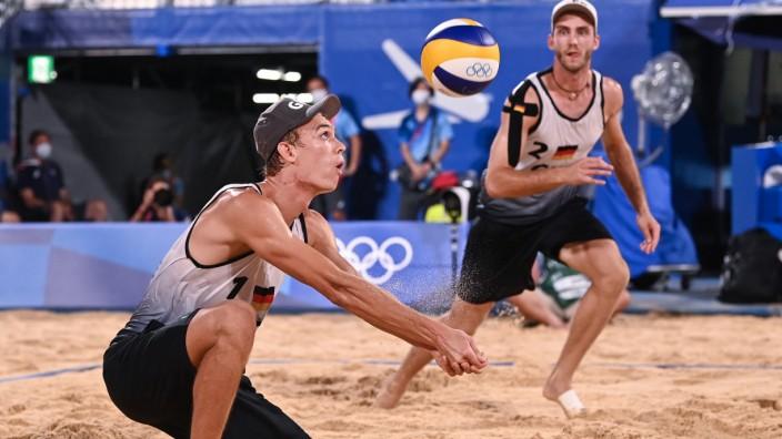 Tokyo 2020 - Volleyball/Beach