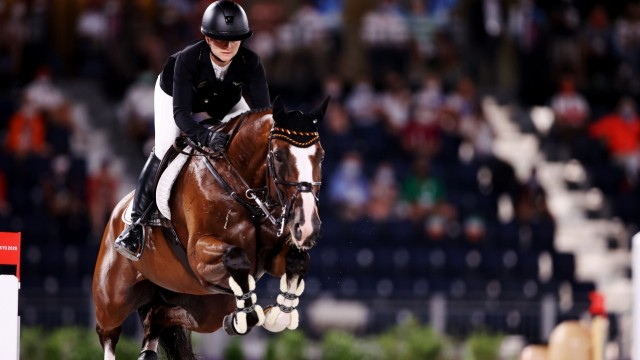 Equestrian - Eventing - Jumping Individual - Final