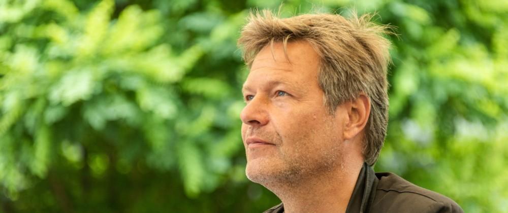 Kiel, 31. Juli 2021 Nord-Grüne starten in den Bundestagswahlkampf. Heute startete Bündnis90/ Die Grünen in Schleswig-Ho