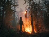 Sibirien: Die Hitze und das Gas