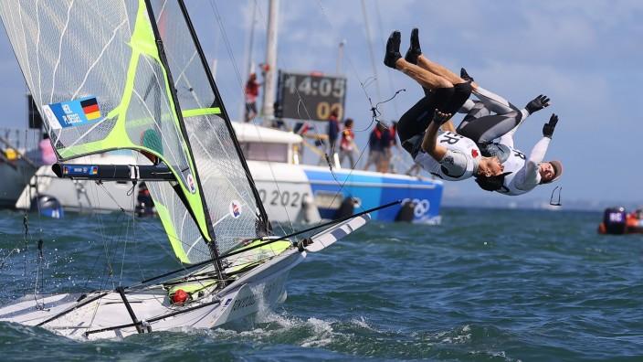 Sailing - Men's 49er - Medal Race
