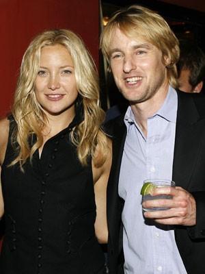 Kate Hudson und Owen Wilson