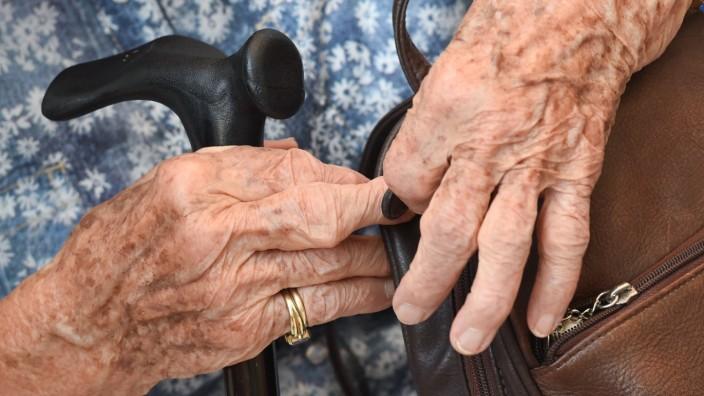 Über Hundertjährige in Deutschland