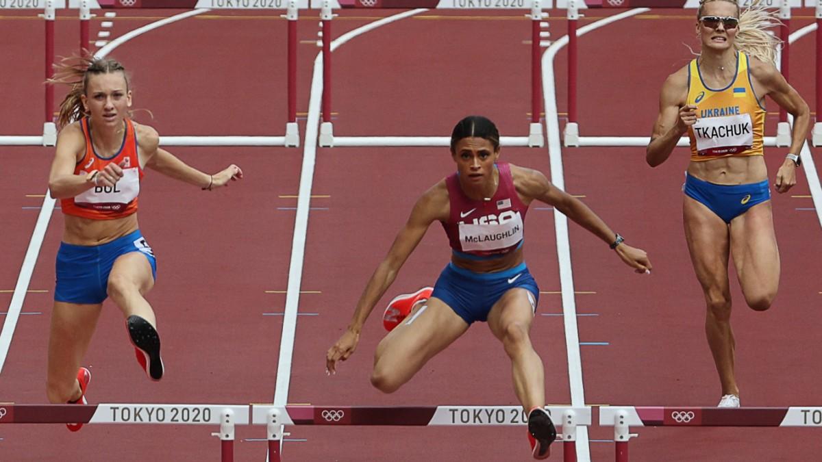 Olympia 2021: McLaughlin läuft Weltrekord über 400 Meter Hürden