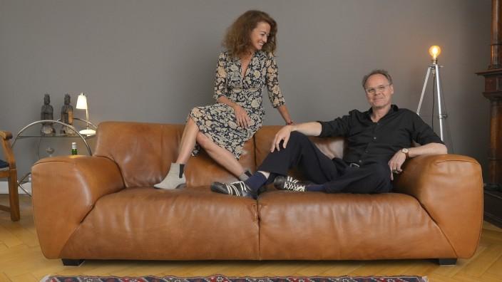 Julia von Miller und Alexander Müller-Elmau, 2021