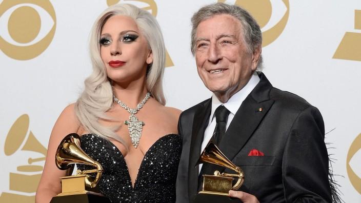 """´Love for Sale"""":Zweites Album von Tony Bennett und Lady Gaga"""