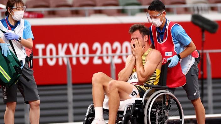 Athletics - Men's 400m - Decathlon 400m