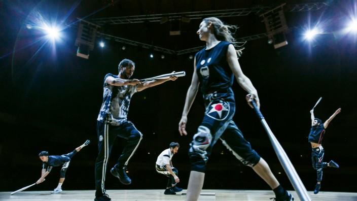 Tanzwerkstatt Europa