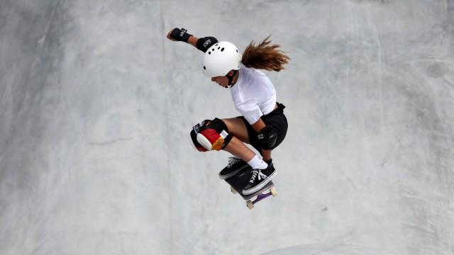 Skateboarding - Olympics: Day 12
