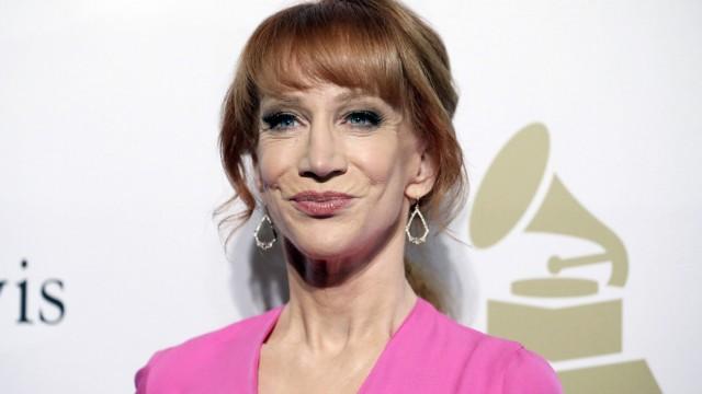 US-Komikerin Kathy Griffin