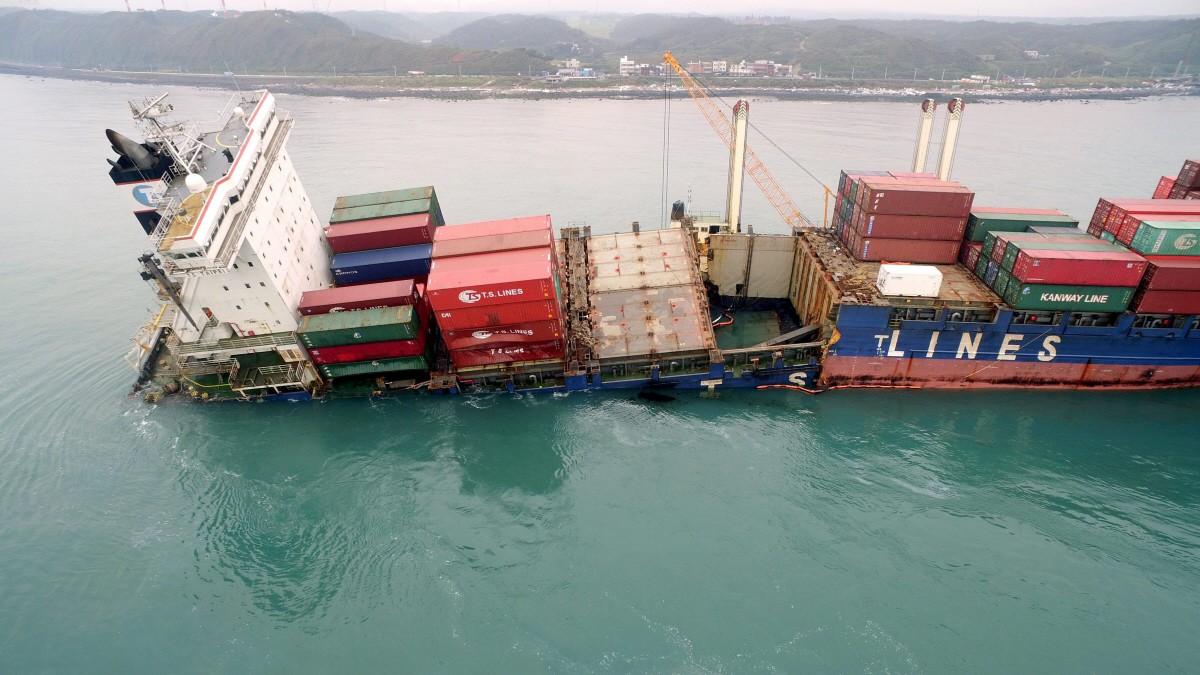 Mehr Brände auf Containerschiffen