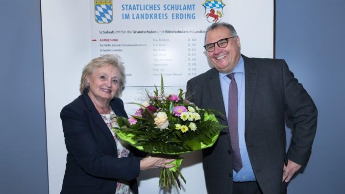 Robert Leiter wird neuer Fachlicher Leiter der Schulbehoerde
