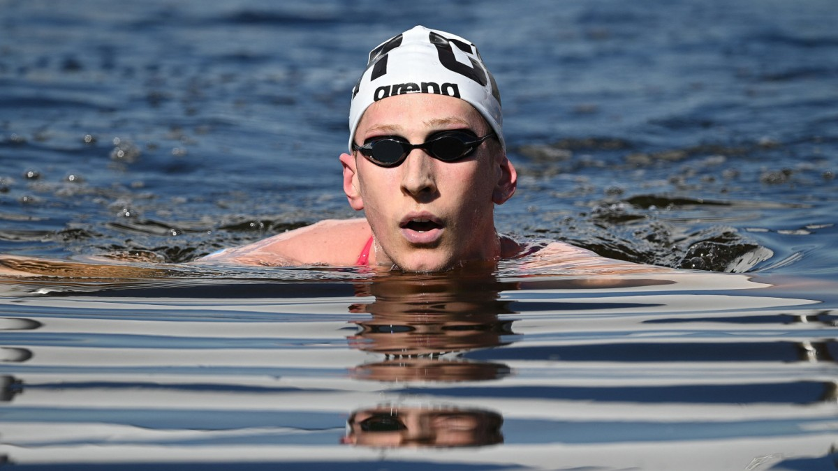 Olympia: Wellbrock gewinnt Gold im Freiwasser