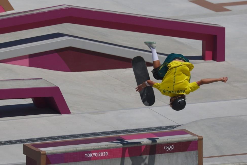 Skateboarding - Men's Park - Final