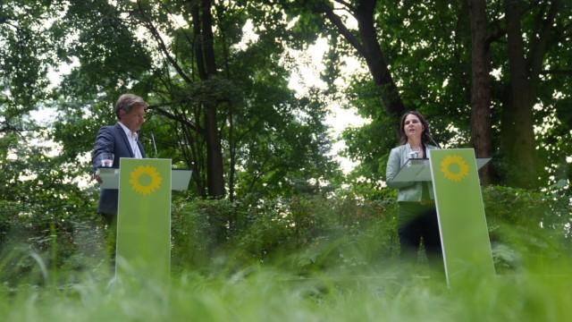 """Grüne stellen ´Klimaschutz-Sofortprogramm"""" vor"""