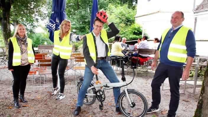 Gesucht wird die fahrradfreundlichste Gemeinde; Radlerfreundlichste Gemeinde gesucht