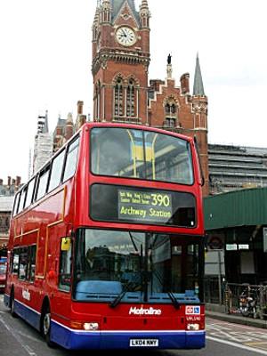 Bus, AFP